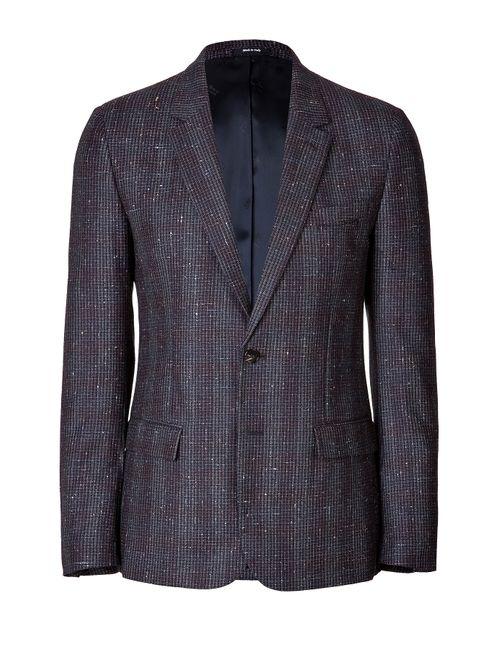 Maison Margiela | Мужское Синий Wool Blazer Gr. 48