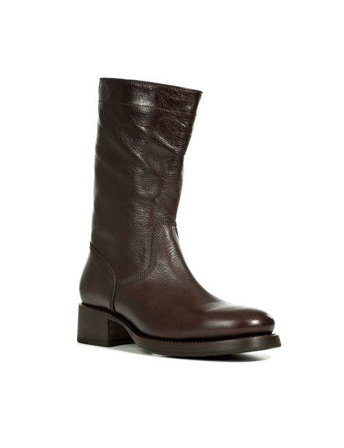 Dsquared2 | Мужское Коричневый Leather Boots Gr. 42