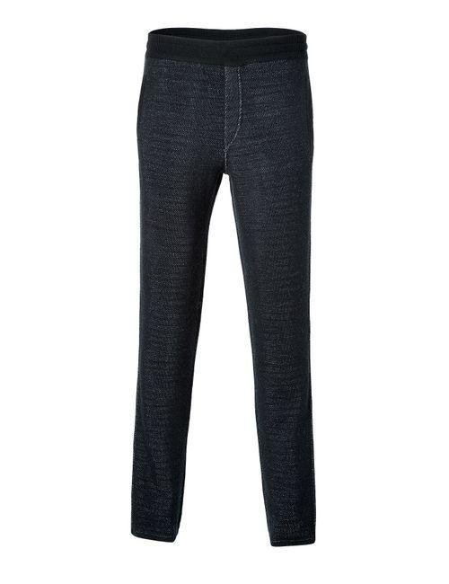 Missoni | Мужское Чёрный Wool Pants Gr. Eu 48
