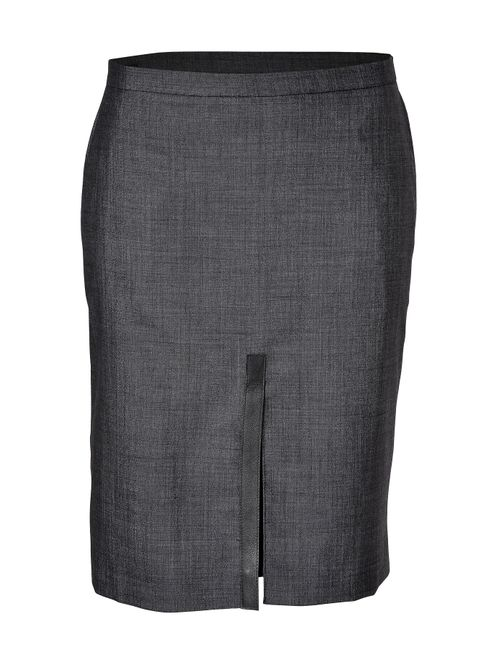 Clemens en August | Женское Wool-Silk Blend Pencil Skirt Gr. 34