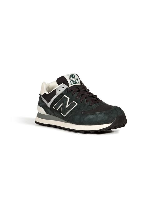 New Balance   Мужское Чёрный Suede Sneakers Gr. 7