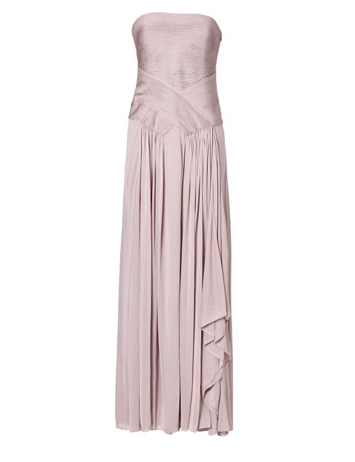Ralph Lauren Collection | Женское Rose Draped Strapless Gown Gr. Us 6