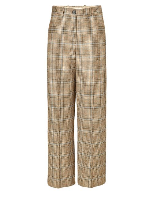 Maison Margiela | Женское Многоцветный Wool Plaid Pants Gr. 36