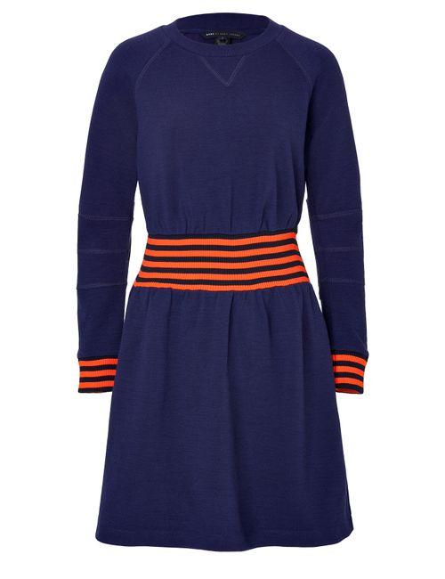 Marc by Marc Jacobs | Женское Синий Wool-Blend Sweatshirt Dress Gr. S