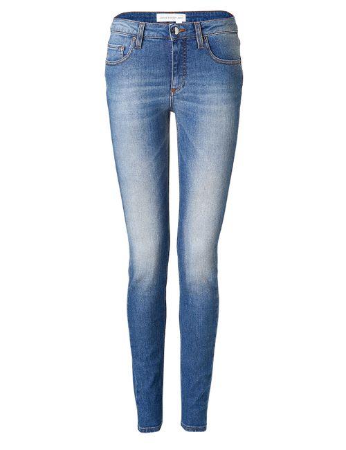 Victoria Beckham Denim | Женское Синий Super Skinny Jeans Gr. 30