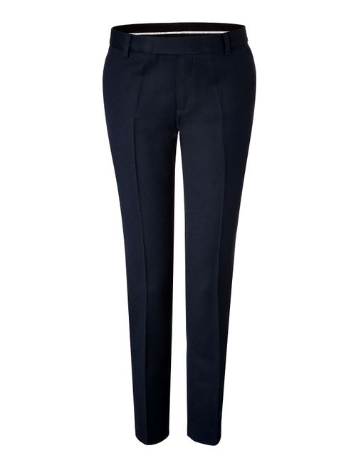 Marc by Marc Jacobs | Женское Синий Slim-Fit Wool Trousers Gr. 32