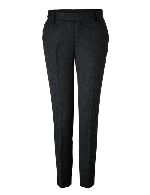 Marc by Marc Jacobs | Женское Серый Slim-Fit Wool Trousers Gr. 8