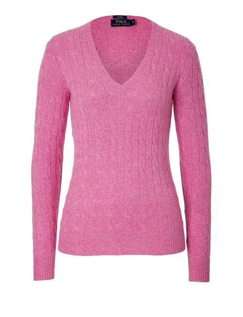 Polo Ralph Lauren | Женское Cashmere Cable Knit Pullover Gr. S