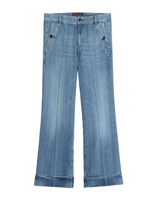 Seafarer | Женское Синий Pacific Wide Leg Cropped Jeans Gr. 31