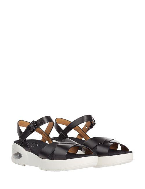 Marc by Marc Jacobs | Женское Чёрный Leather-Detailed Platform Sandals Gr. It 41