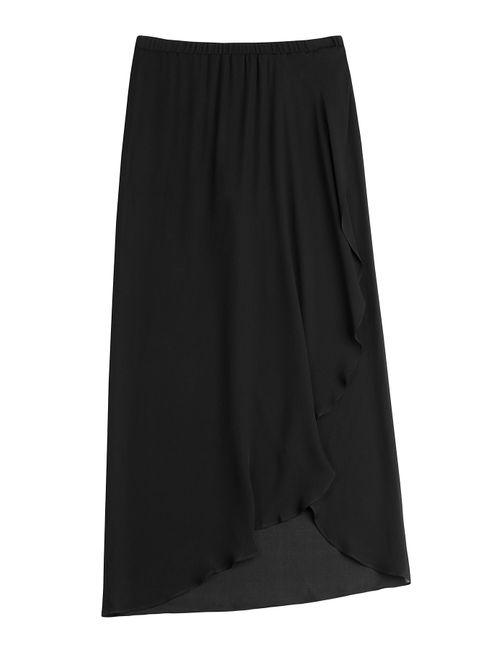 Haute Hippie | Женское Silk Chiffon Skirt Gr. Xs