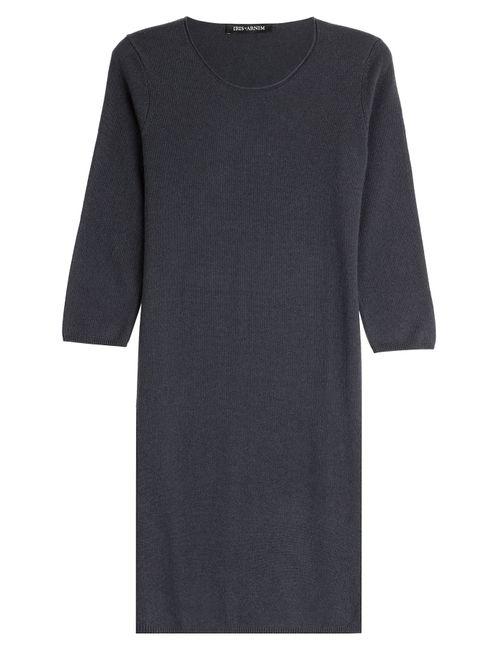 IRIS VON ARNIM   Женское Серый Cashmere Dress Gr. S