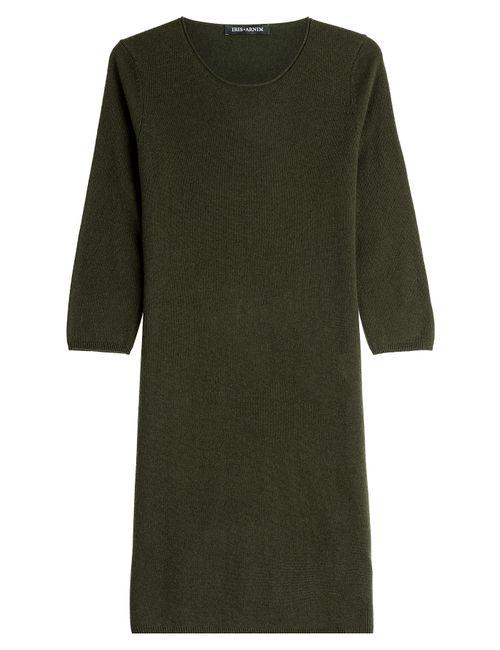 IRIS VON ARNIM | Женское Зелёный Cashmere Dress Gr. Xs