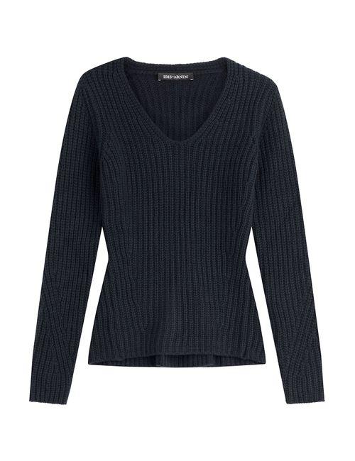 IRIS VON ARNIM | Женское Синий Cashmere Pullover Gr. Xs