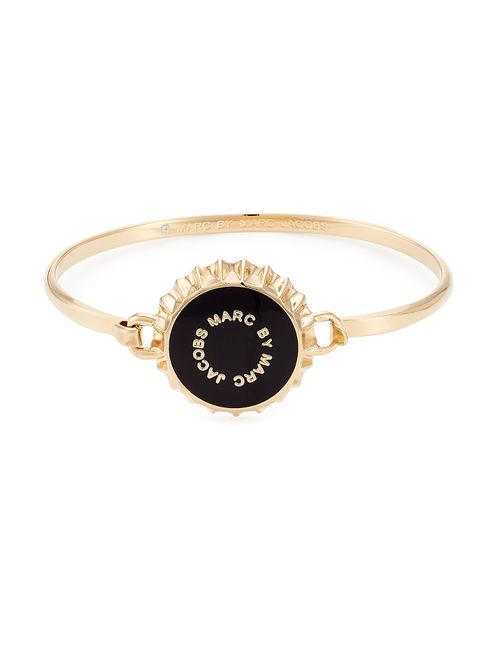 Marc by Marc Jacobs | Женское Чёрный Logo Bangle Gr. One Size