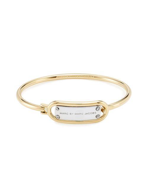 Marc by Marc Jacobs | Женское Золотой Logo Bracelet Gr. One Size