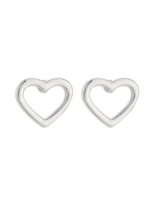 Marc by Marc Jacobs | Женское Серебристый Heart Earrings Gr. One Size