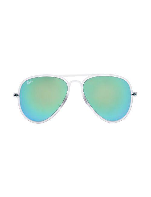 Ray-Ban   Женское Белый Rb4211 Light Ray Ii Sunglasses Gr. One