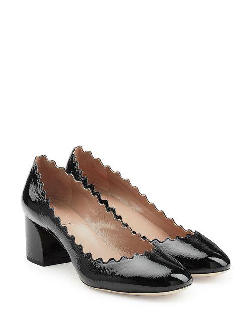 Chloe | Женское Чёрный Patent Leather Pumps Gr. 36