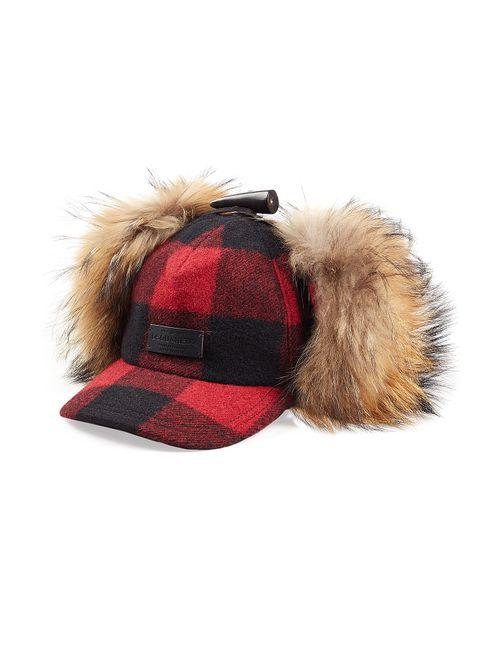 Dsquared2 | Женское Многоцветный Wool Hat With Fur Gr. S