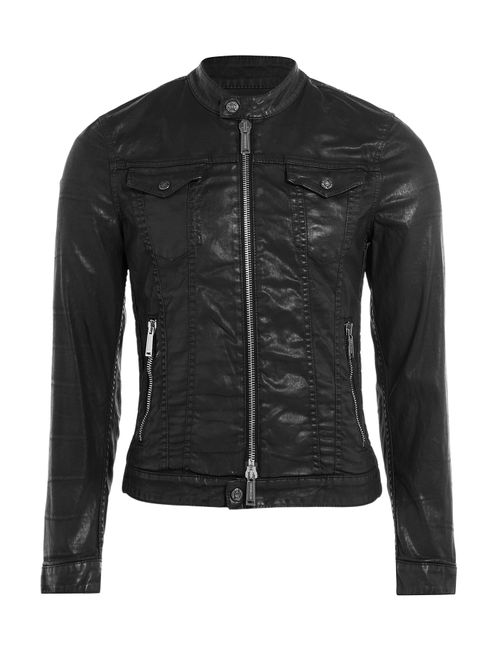 Dsquared2 | Мужское Чёрный Cotton Jacket Gr. Eu 50