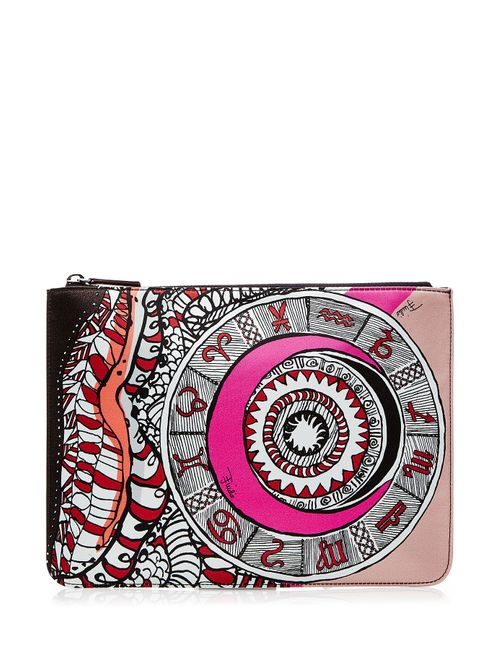 Emilio Pucci | Женское Многоцветный Printed Clutch Gr. One Size