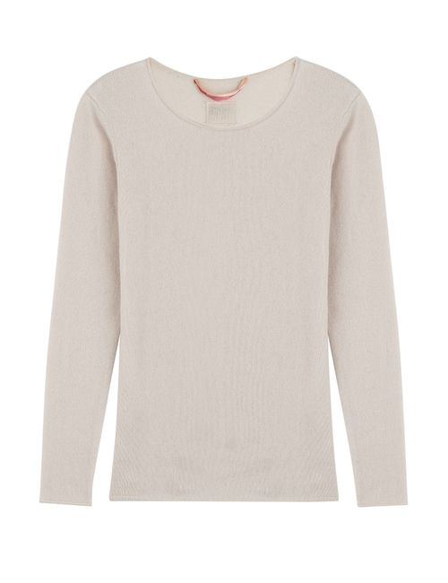 81 Hours by Dear Cashmere | Женское Бежевый Cashmere Pullover Gr. Xl
