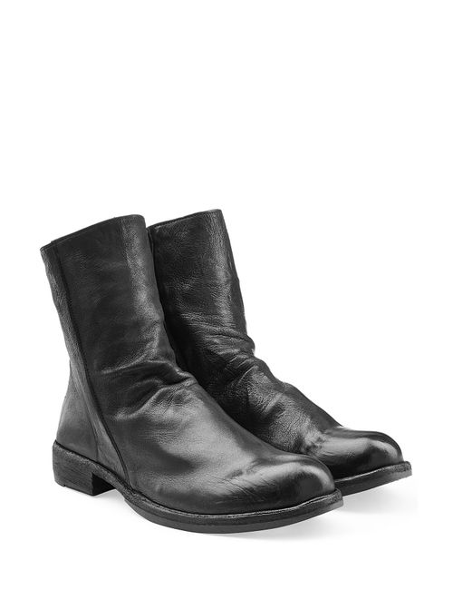 Officine Creative | Мужское Чёрный Leather Boots Gr. Eu 425