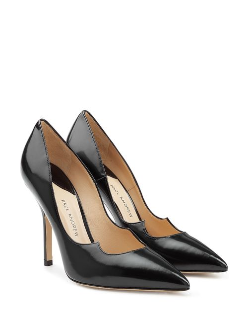 Paul Andrew | Женское Чёрный Leather Pumps Gr. 36