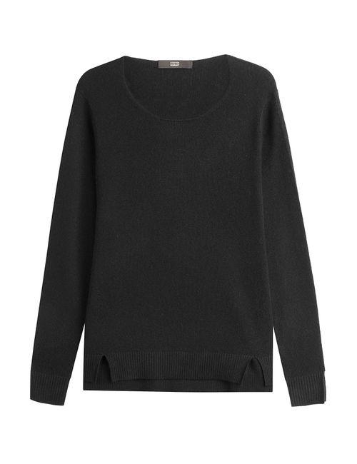 Steffen Schraut | Женское Чёрный Essential Cashmere Pullover Gr. 34