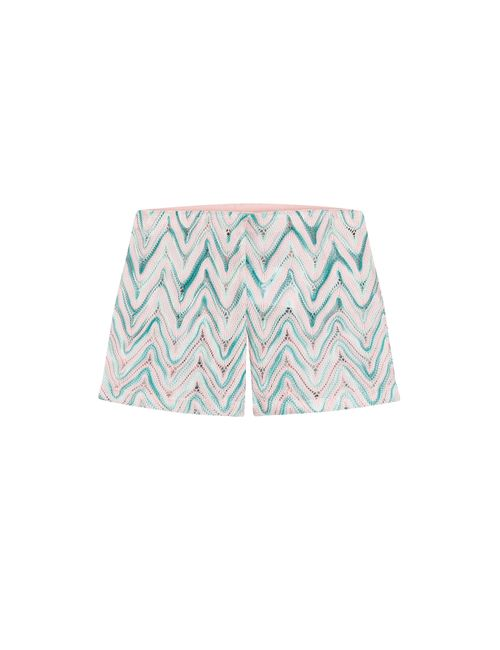 Missoni Mare | Женское Многоцветный Zigzag Print Shorts Gr. 38