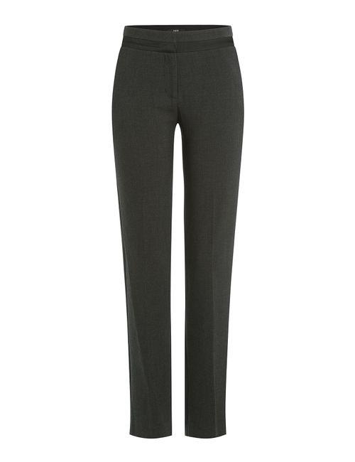 Steffen Schraut | Женское Серый Metropolitan Pants Gr. De 40