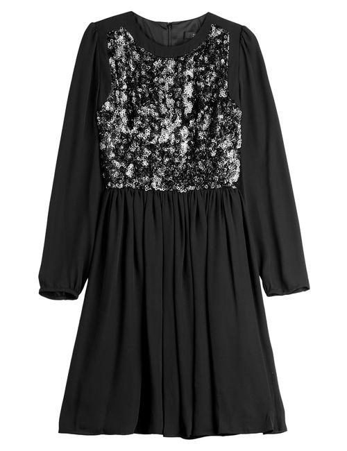 Steffen Schraut | Женское Чёрный Nightsky Dress With Sequins Gr. De 34