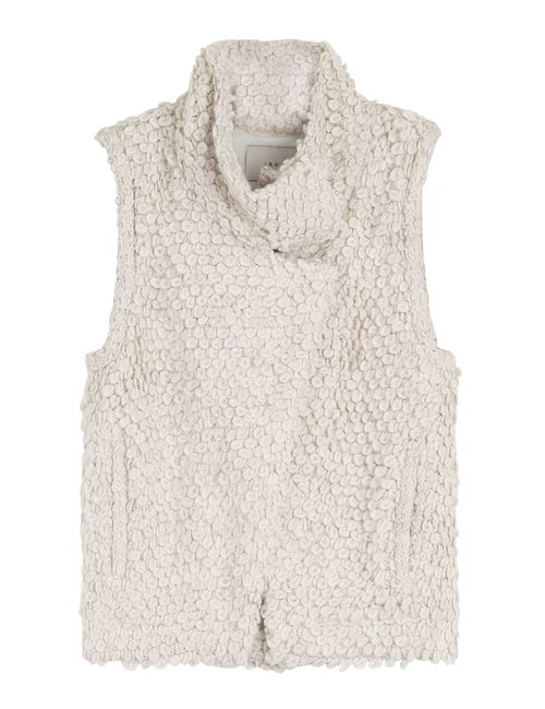 Iro | Женское Бежевый Catleen Vest With Wool Gr. Fr 40