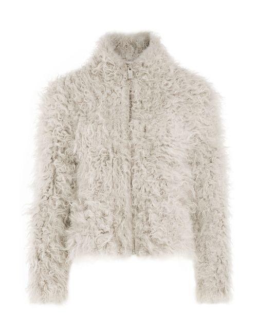 Iro | Женское Бежевый Kald Shearling Jacket Gr. 36