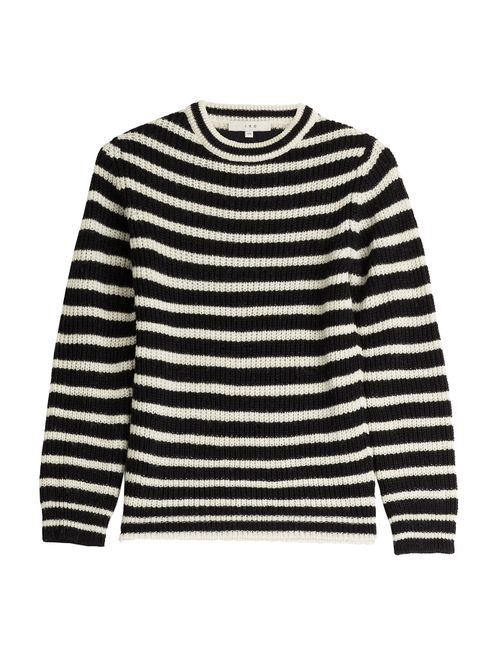 Iro | Женское Striped Pullover With Alpaca And Wool Gr.