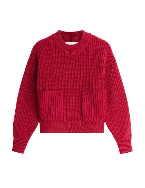 Philosophy di Lorenzo Serafini | Женское Красный Wool Pullover Gr. 38