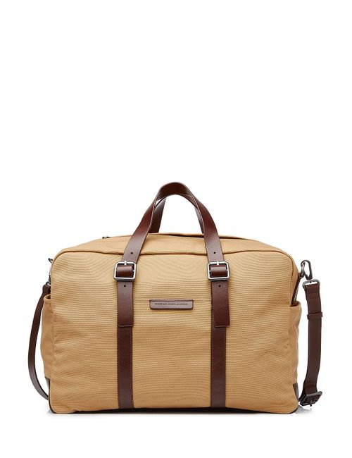 Marc by Marc Jacobs | Коричневый Cotton Weekender With Leather Gr. One Size