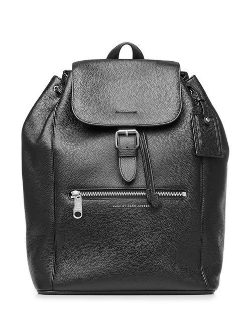 Marc by Marc Jacobs | Чёрный Leather Backpack Gr. One Size