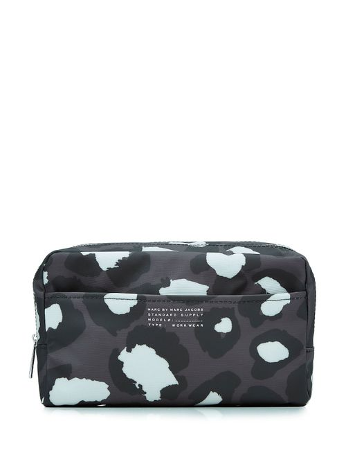 Marc by Marc Jacobs | Женское Серый Printed Cosmetic Case Gr. One Size