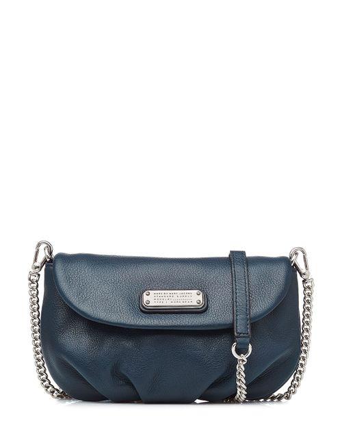 Marc by Marc Jacobs | Женское Синий Karlie Leather Shoulder Bag Gr. One Size