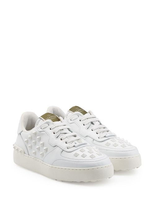 Valentino   Женское Белый Leather Sneakers Gr. It 41