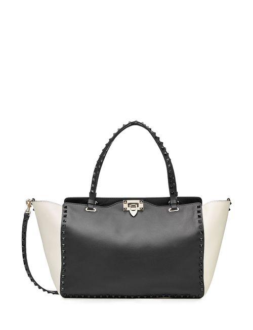 Valentino | Женское Чёрный Rockstud Leather Tote Gr. One Size