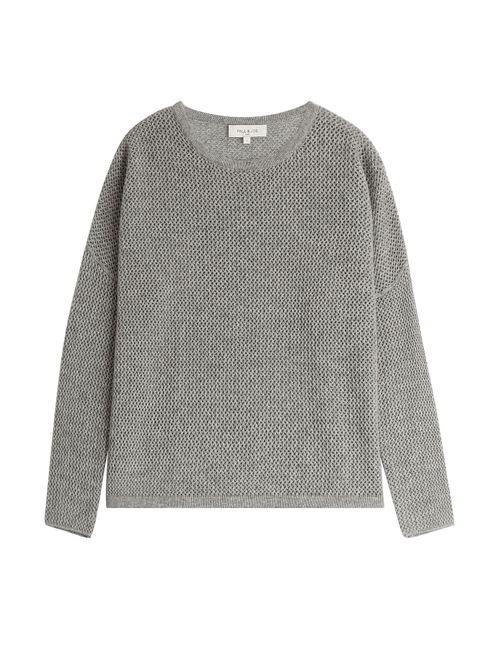 Paul & Joe | Женское Серый Wool-Cashmere Pullover Gr. 1