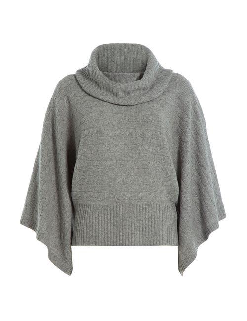 Polo Ralph Lauren | Женское Серый Merino Wool Turtleneck Gr. S