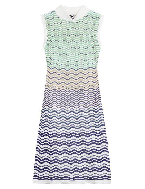Missoni   Женское Многоцветный Knit Dress Gr. 38