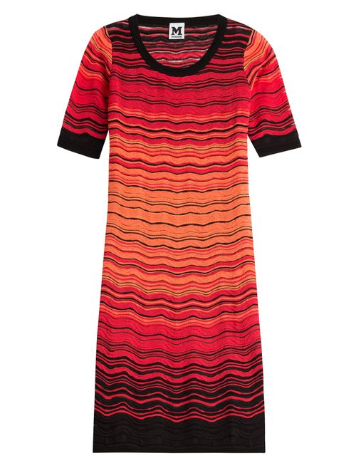 Missoni   Женское Многоцветный Crochet Knit Dress Gr. 38