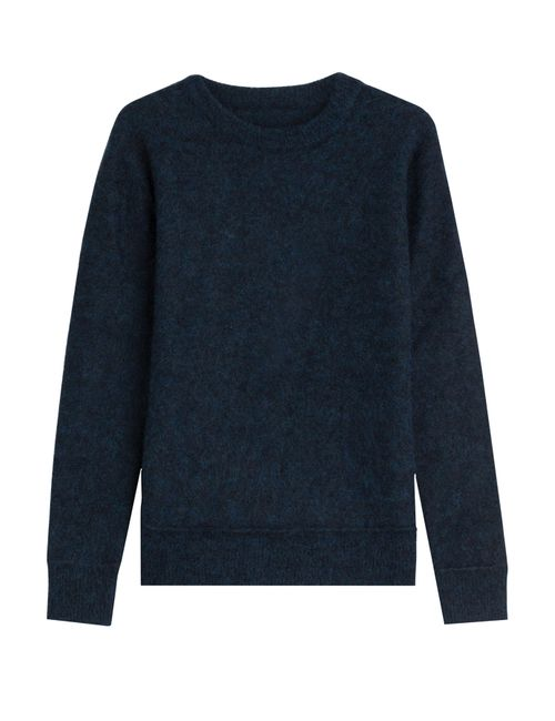 By Malene Birger | Женское Синий Pullover With Wool And Mohair Gr. M