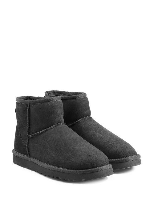 UGG Australia   Женское Черный Classic Mini Suede Boots Gr. 5