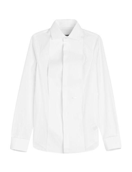 Dsquared2 | Женское Белый Cotton Shirt Gr. It 42